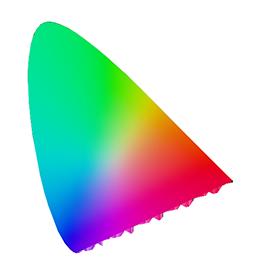 drone color range